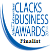Clacks business awards finalist