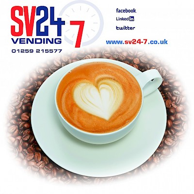 SV24-7 coffee machines