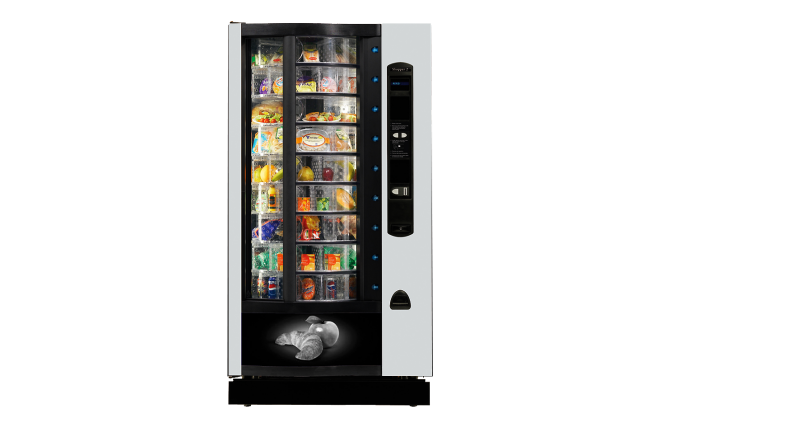 Fresh Food Vending Machines Scotland