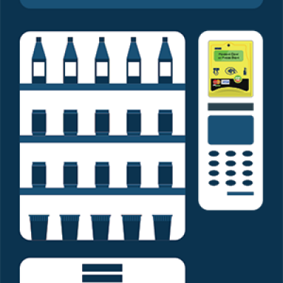 SV24-7 Vending are now offering a Contacless Payment on our vending machines