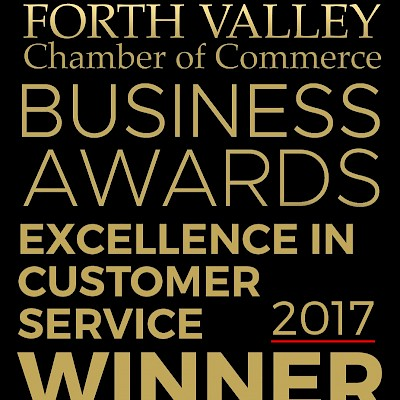 Excellence in Customer Service Award Winner
