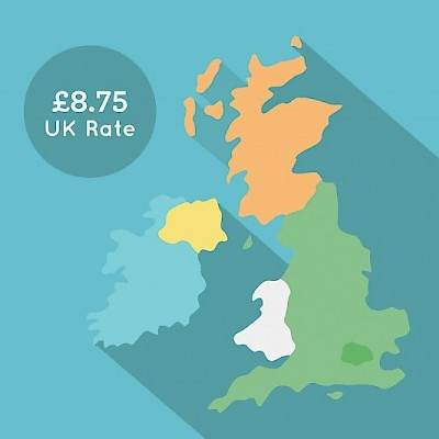 We are excited to announce that we have now introduced the Real Living Wage rates of pay to our business.