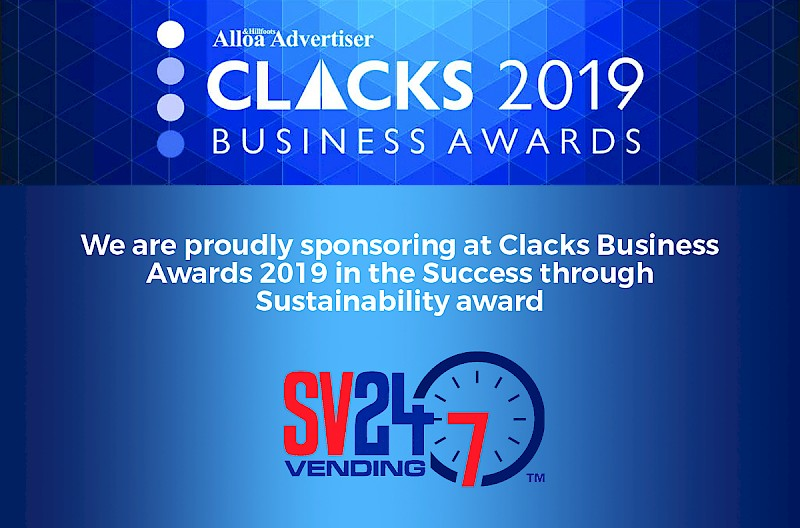 Clacks Business Awards 2019